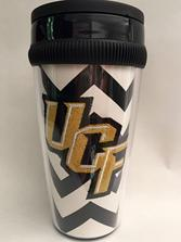 UCF Tumblers, hot and cold beverages
