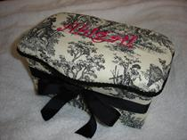 Wet Wipe box, personalized