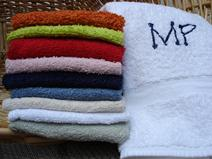 Tennis & Golf Towels monogramed with fun sayings!