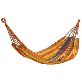 "Monogrammed Fabric Hammock is 100% soft cotton with a bed size of 36""W x 78""L.  Length of hanging should be between 174"" and 180"" and a weight capacity of 225 lbs.   Great gift with a monogram or personalized name."